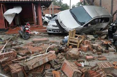 Korban Meninggal Akibat Tsunami di Pandeglang Mencapai 479 Orang