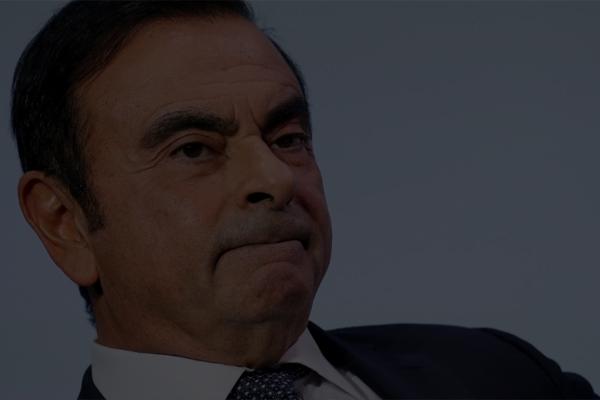 Carlos Ghosn. - REUTERS