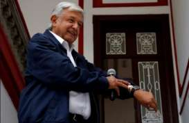 Ngaku Tak Punyah Rumah, Kekayaan Presiden Meksiko Dipertanyakan