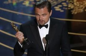 Leonardo DiCaprio Bersaksi atas Skandal 1MDB