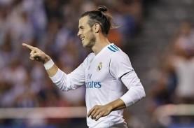Real Madrid Berharap Cedera Bale Tak Serius