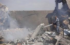 Serangan Udara Rusia Tewaskan 3 Warga Sipil di Suriah Utara