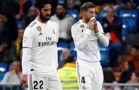 Real Madrid Dihajar Tim Papan Bawah di Santiago Bernabeu