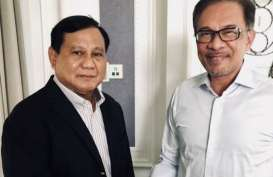 Prabowo Subianto & Anwar Ibrahim Bertemu di Kuala Lumpur