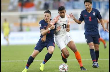 Thailand Keok 1-4 Lawan India, Pelatih Milovan RajevacLangsung Dipecat