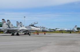 Skuadron Sukhoi dan Hercules di Papua Segera Dioperasikan