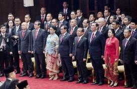 Tiga Tahun Pemerintahan Jokowi, Angka Korupsi Diklaim Turun