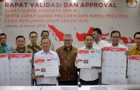 KPU Segera Tindaklanjuti Kontrak Pencetakan Surat Suara