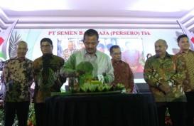 2018, Volume Penjualan Semen Baturaja (SMBR) Tumbuh Dua Digit