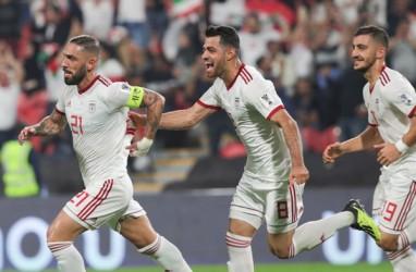 Hasil Piala Asia: Korsel & China Bersaing, Iran Pesta Gol