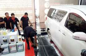 Autoglaze Sajikan Layanan Cuci Mobil Tanpa Sentuh…