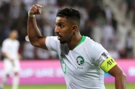 Hasil Piala Asia, Saudi Pesta Gol di Gawang Korut