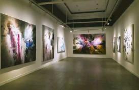 """Menikmati Keindahan Cahaya """"Noor"""" Baron Basuning di Galeri Nasional"""
