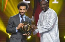 Mohamed Salah Terpilih Lagi Sebagai Pemain Terbaik Afrika