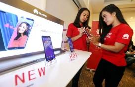 Huawei Fokus Kembangkan Smartphone 5G & Kecerdasan Buatan