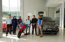 Suzuki Serahkan Hadiah Test Drive All New Ertiga