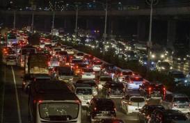 Kemacetan Jabodetabek Timbulkan Kerugian Hingga Rp100 Triliun per Tahun