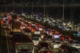 Kemacetan Jabodetabek Timbulkan Kerugian Hingga Rp100…