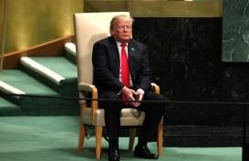 Trump Sebut Imigran di Perbatasan Meksiko Sudah Tak Terkendali