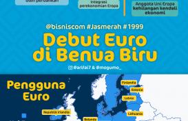 Januari 1999, Debut Euro Sebagai Mata Uang Komunitas Benua Biru