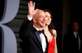 Bos Amazon dan Istri Memutuskan Bercerai