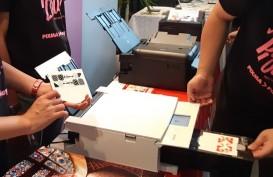 Printer Canon PIXMA Terbaru Bisa Mencetak Stiker Kuku