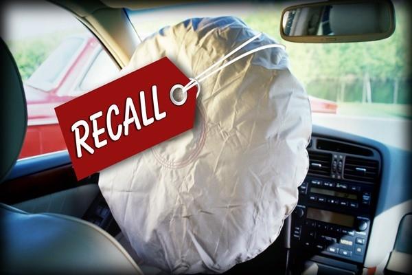 Recall kantong udara.  - cochranfirmdc.com