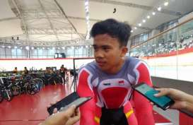Angga Dwi Wahyu Jadi Junior Tercepat Dalam Kejuaraan Track Asia 2019