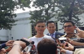 Agnez Mo Temui Jokowi Bahas Mimpi Anak Muda