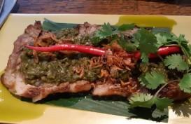 Sensasi Steak Dipadu Cabai 'Ijo'