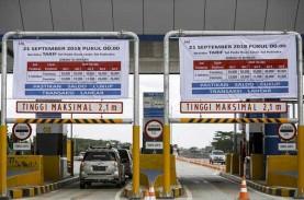 Begini Progres Proyek Jalan Tol Palembang—Tanjung…