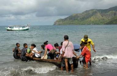 Ratusan Pelajar Sangihe Tak Terangkut Usai Tahun Baru, Kapal Patroli Dikerahkan