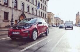 Penjualan Global Melejit, Grup BMW Pimpin Pasar Mobil Listrik Eropa