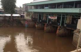 Siaga 3, Pintu Air Pasar Ikan Hingga Pukul 13.00 WIB Masih Tahap Kritis