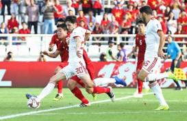 Vietnam Ditekuk Iran 0-2, Peluang ke 16 Besar belum Tertutup