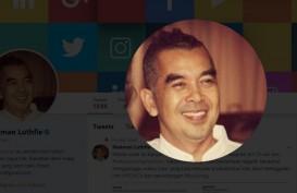Pakar Medsos Nukman Lutfhie Meninggal, Netizen: Pakde @nukman Selamat Jalan!
