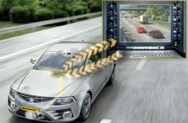 Continental & AAI Kolaborasi Pengembangan Virtual untuk Mengemudi Otomatis