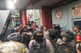 Polres Kota Surakarta Olah TKP Penangkapan 'Perusuh' Rutan
