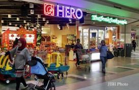 Hero Supermarket (HERO) Lakukan Efisiensi Bisnis