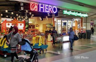 HERO Tutup 26 Gerai, Ini Kata Analis Soal Sektor Ritel
