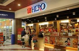 RITEL MODERN : Hero Supermarket Tutup 26 Toko