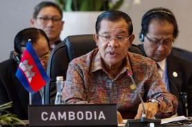 PM Kamboja Ancam Oposisi Jika Uni Eropa Hentikan Bebas…
