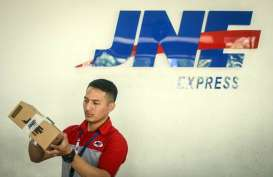 Friendly Logistics JNE Layani 18 Brand di Bandung