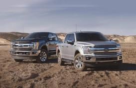 Penjualan Truk Ford F-Series Lampaui 1,07 Juta Unit