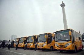 Kota Bekasi Segera Tambah 6 Unit Bus Sekolah