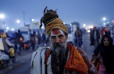 Rayakan Kumbh Mela, India Bakal Dipadati Hingga 150 Juta Umat Hindu