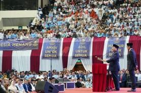 Pidato Prabowo: Amien Rais & SBY Disebut Sebagai Mentornya