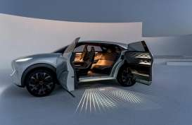Infiniti QX Inspiration : Konsep SUV Listrik Masa Depan