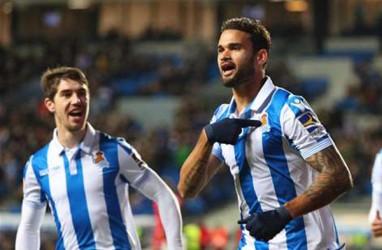 Hasil La Liga, Alguacil Terus Bawa Kejayaan Sociedad