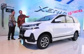 Grand New Xenia Diluncurkan, Penjualan Ditarget 3.000 per Bulan